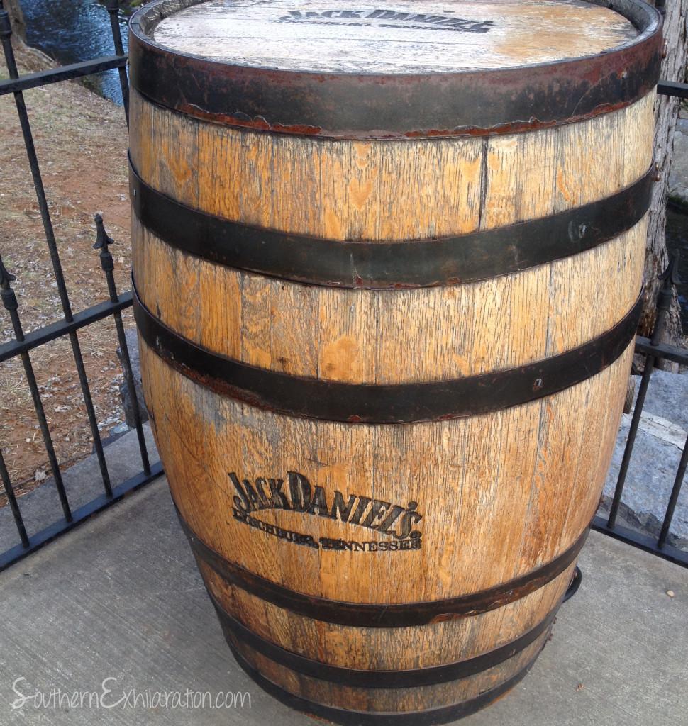 Southern Exhilaration: Jack Daniel's Distillery   Lynchburg, TN