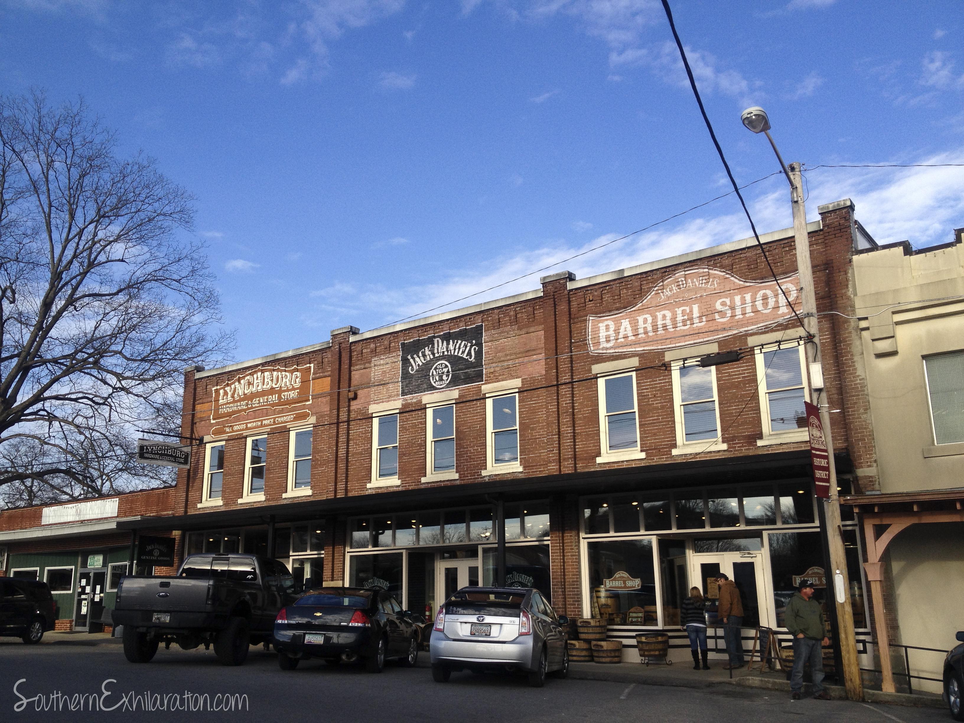 Downtown Lynchburg | Lynchburg, TN
