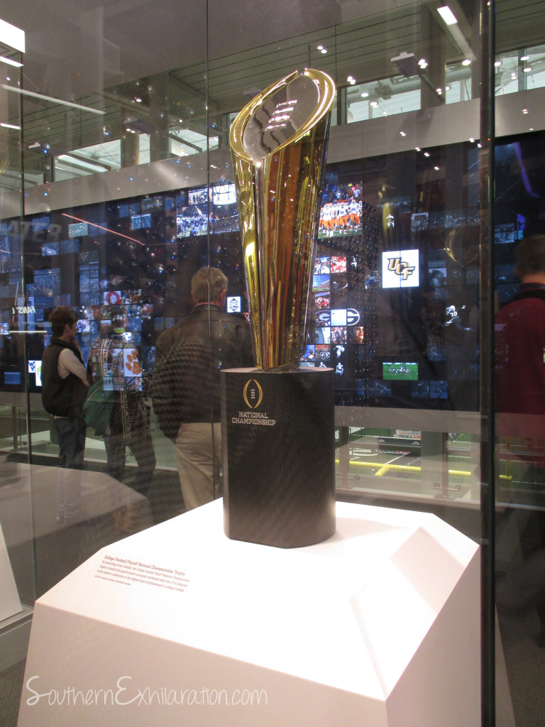 Southern Exhilaration: College Football Hall of Fame