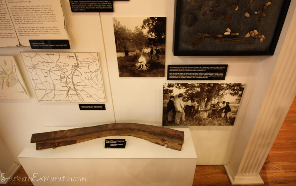 Sherman's Hairpin or Bowtie | Road To Tara Museum | Gone With The Wind Trail | Jonesboro, GA