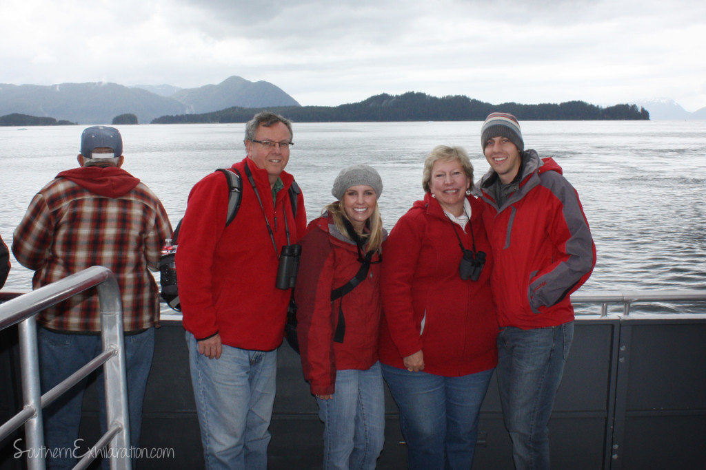 Southern Exhilaration: Tracy Arm Fjord, Alaska