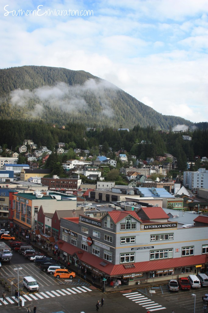 Southern Exhilaration: Ketchikan, Alaska