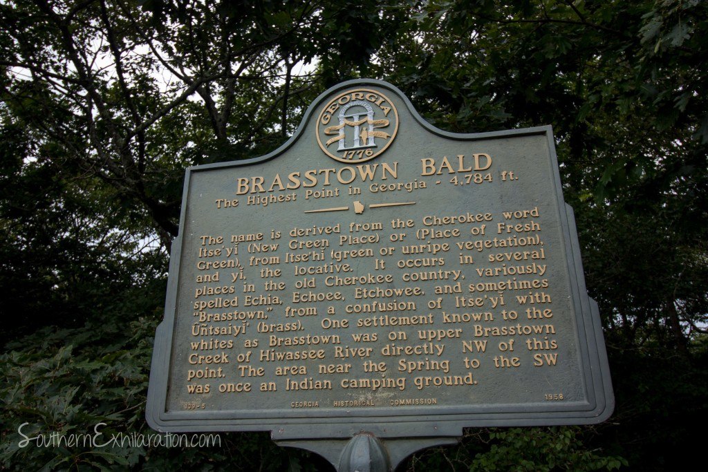 Brasstown Bald | Georgia's Highest Point