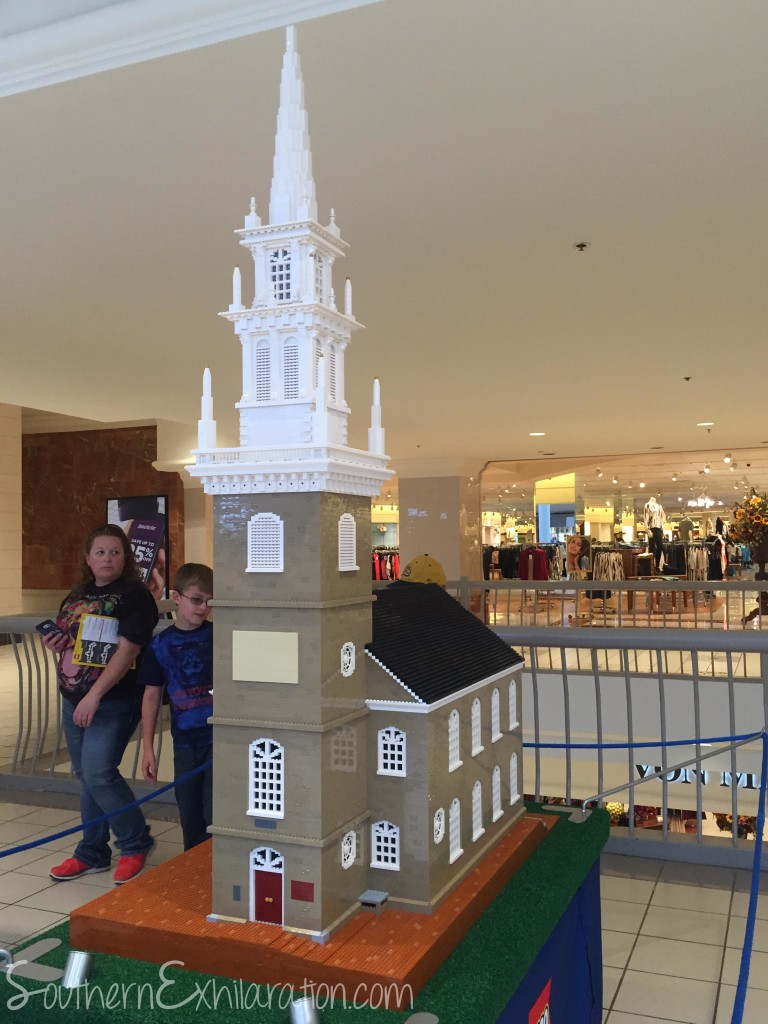 LEGO Old North Church