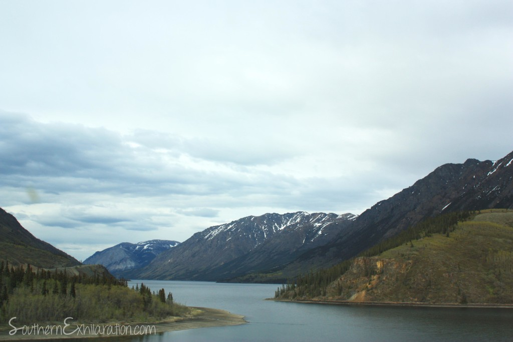 Views along South Klondike Highway